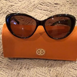 Tory Burch sunglasses polarized